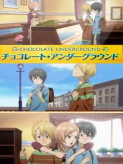 Assistir Chocolate Underground Online