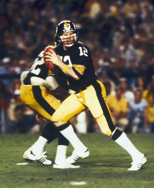 what nfl team did terry bradshaw play for