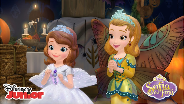 Nonton Film Sofia the First S01E19: Princess Butterfly (2013)