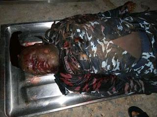 nasarawa state deputy governor convoy attacked, nasarawa state deputy governor