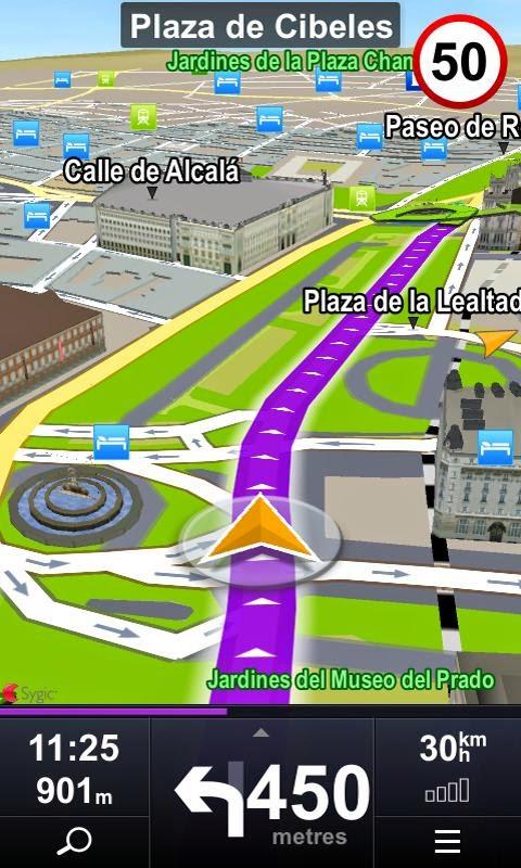 Sygic navigator GPS Android