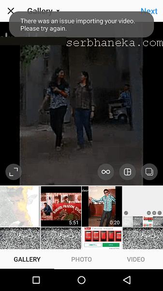 Beginilah Cara Mengkonversi Format Video ke Instagram 1