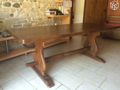 nouvelle vieille table