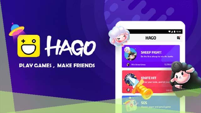 Hago, Main Game Sambil Cari Teman
