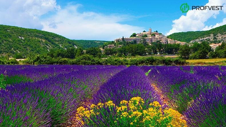 Путешествие по Провансу