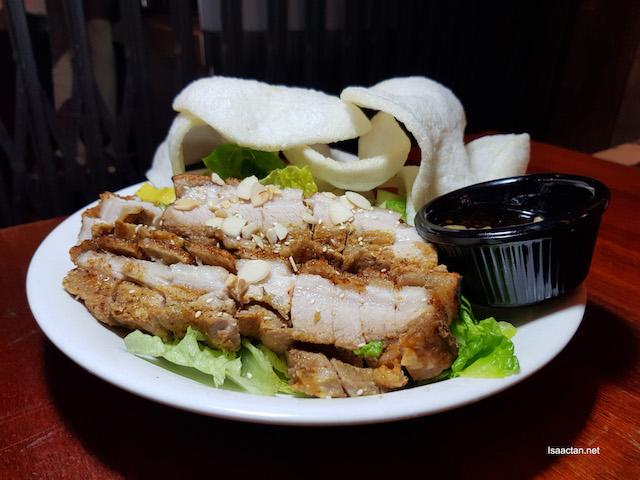 Porky Salad RM28.90