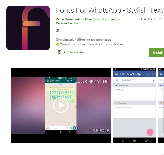 Whatsapp Stylish Name Font, font changer, nickfinder in 2020 in Hindi, font, stylish fonts a to z, stylish fonts Download, stylish name generator.