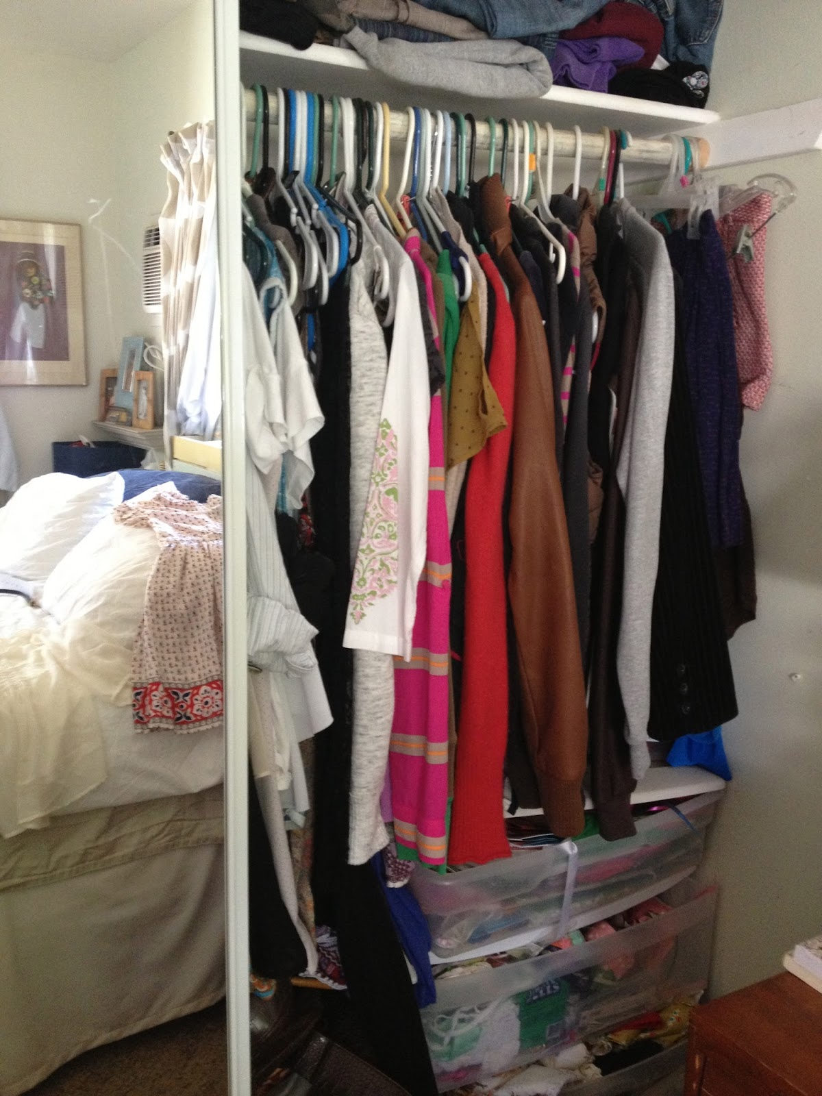 Your Closet Can Simplify Your Life The Art Of The Capsule: Conquer Your Closet