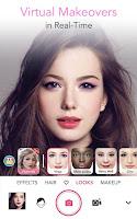 تطبيق YouCam Makeup للأندرويد 2019 - صورة لقطة شاشة (1)