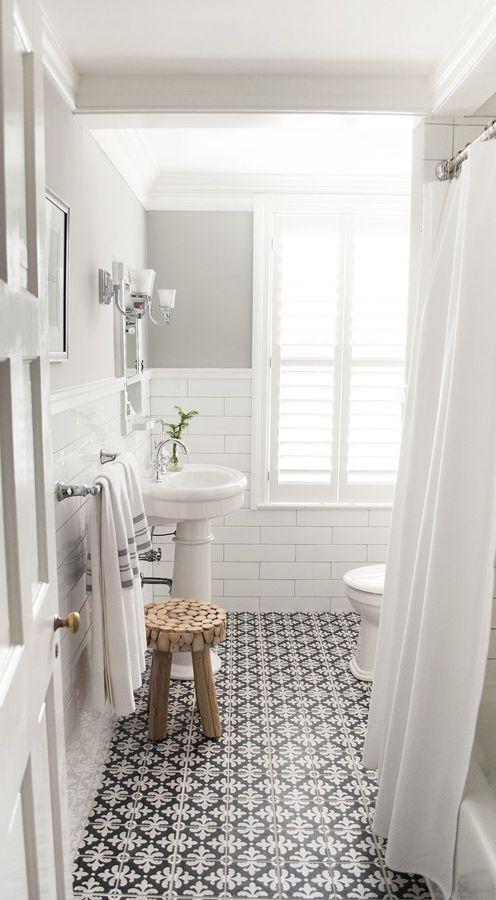 5 pasos para conseguir un baño elegante