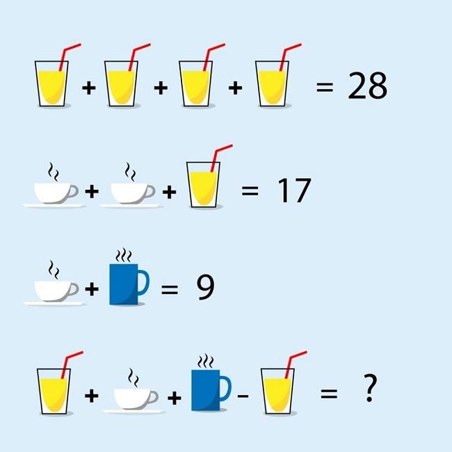 Solve Math Puzzle
