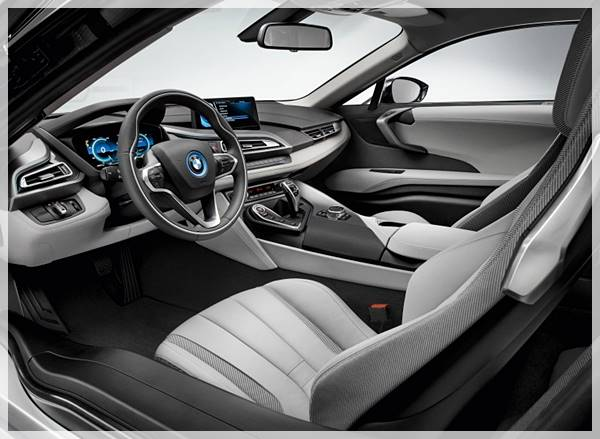 2018 BMW i7 Electric Range Review