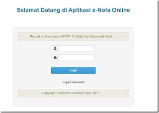 Solusi Mengatasi Masalah Error Gagal Meminta Nomor Seri Faktur Pajak Di E-Nofa Online