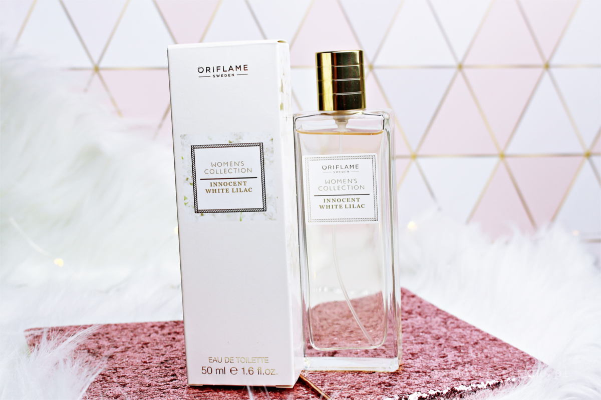 Perfumy Oriflame  Eclat Femme Weekend, Innocent White Lilac, Wonderflower