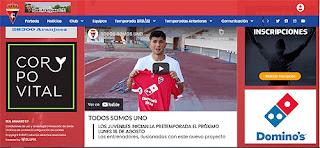 Fútbol Real Aranjuez Web