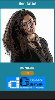 Soluzione Quiz Harry Potter livello 62