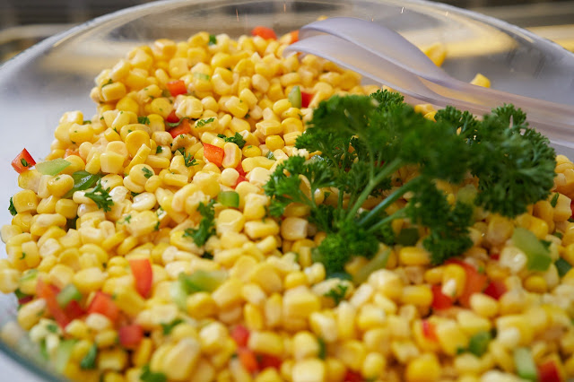 Corn, Tomato and Cucumber Salad recipe