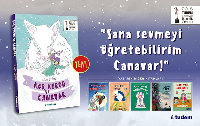 Güzin Öztürk'ten Kar Kurdu ve Canavar