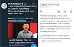 Ngotot Bela Iwan Bule, Panglima Buzzer Jokowi Habis Dilibas Warganet