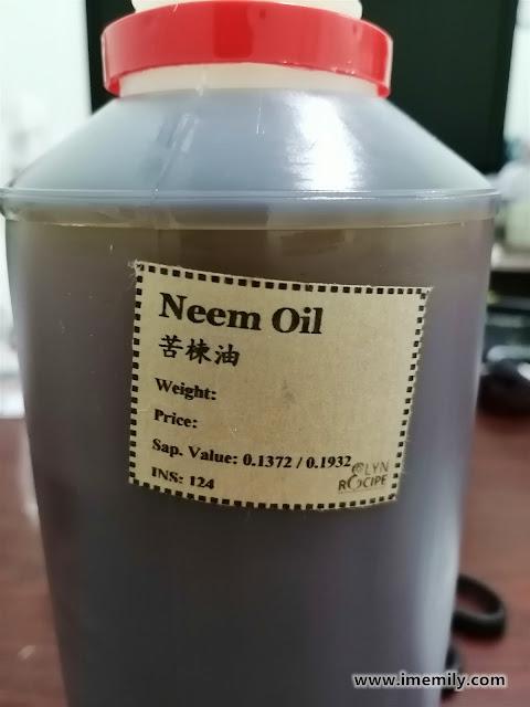 neem oil for tomato malaysia