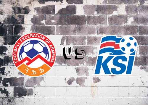 Armenia vs Islandia  Resumen