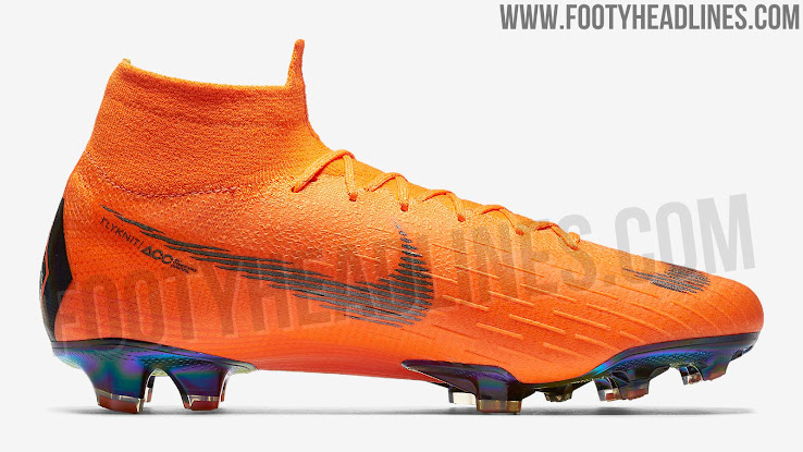 hot sale online 705f7 9fee3 usa a very clean look the nike mercurial superfly vi alternative launch  colorway is almost entirely