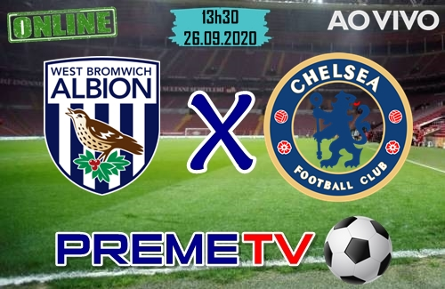 West Bromwich x Chelsea Ao Vivo