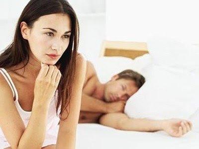 Chỉ tình yêu là không đủ cho tình dục