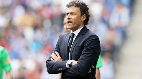 HLV Enrique đã quyết định chia tay Celta Vigo.
