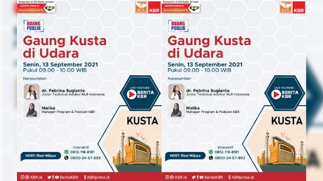 Live Streaming Kusta by KBR dan NLR Indonesia