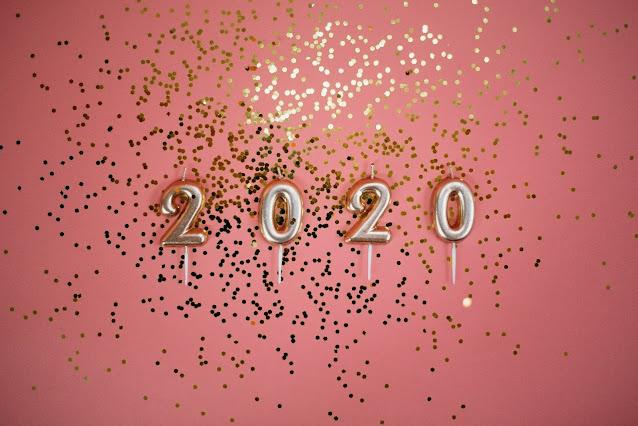 2020 cake candles