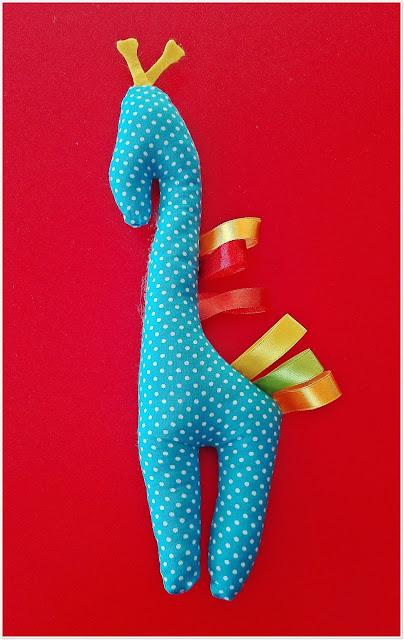 Zabawki sensoryczne szyte z myślą o chłopcu