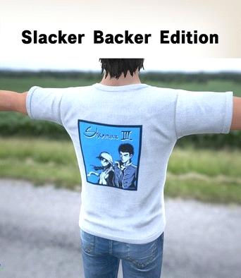 [Planned for 2020] Shenmue 3 Slacker Backer T-shirt