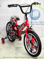 16 Inch Evergreen EG1651 Maximus Kids Bike