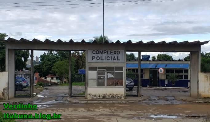 Verdinho Itabuna :: O mais acessado de Itabuna e região: Criminosos deixam Complexo  Policial e seguem para o Conjunto Penal de Itabuna nesta quarta-feira