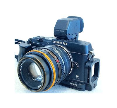 Olympus E-P5, Seagull-610 50mm F1.9
