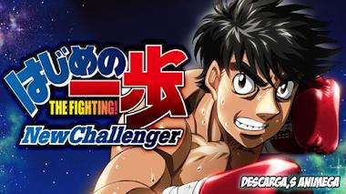 Hajime no Ippo New Challenger 26/26 Audio: Japones Sub: Español Servidor: Mega/Mediafire