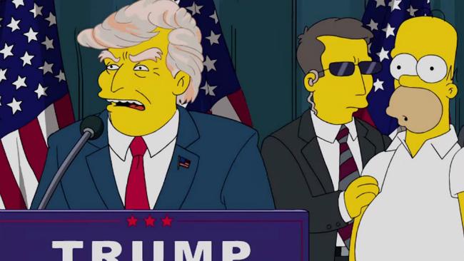 Las siete profecías de Los Simpson que podrían cumplirse en el 2017