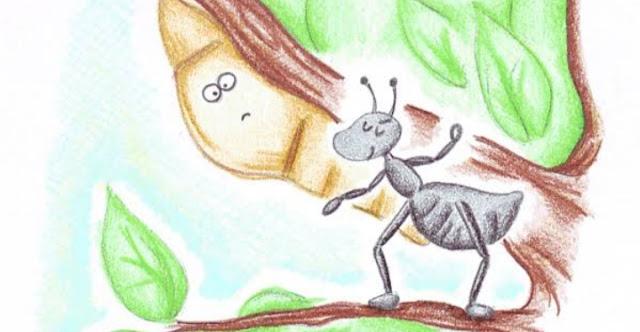 Fabel Semut