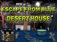 Top10NewGames - Top10 Escape From Blue Desert House