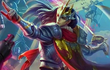 hero lancelot