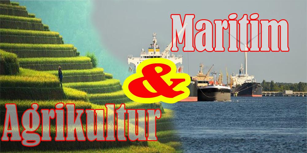 Penguatan Ekonomi Maritim dan Agrikultur di Indonesia