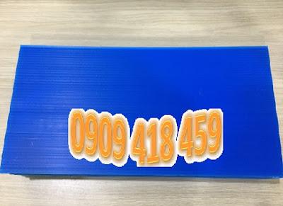 Tấm nhựa carton 5mm