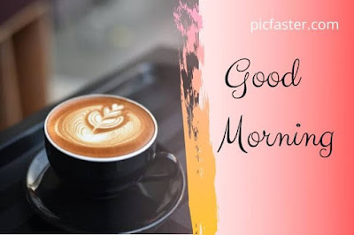 New Good Morning Images With Coffee Cup, Photos Download 2020