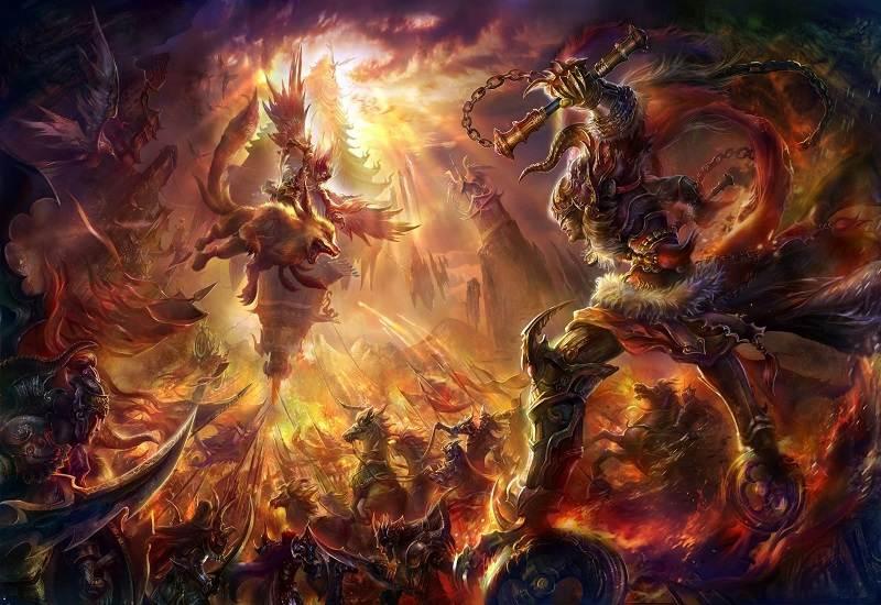 A História de Ragnarok, O Antigo Apocalipse Nórdico