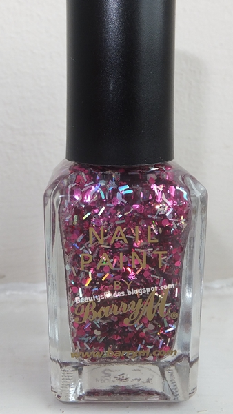 Barry M Pink Sapphire