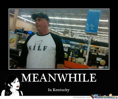 Meanwhile in Kentucky