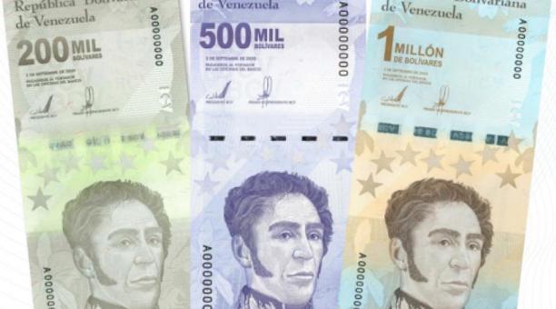 VENEZUELA SE QUEDA SIN DINERO EN EFECTIVO