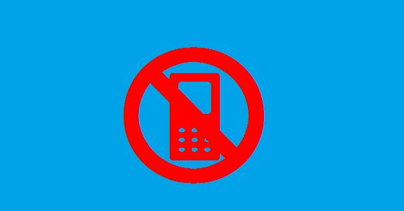 Cep telefonu yasak 📵 işareti nasıl yapılır?