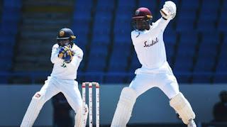 Nkrumah Bonner 113* vs Sri Lanka Highlights